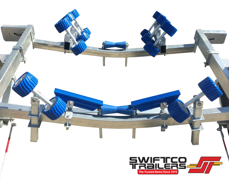 Boat Trailer Bunks and Bow Guides at Trailer Parts Superstore