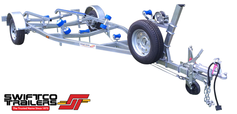 Swiftco 5 Metre Boat Trailer Skid Type 750 ATM