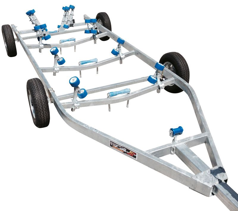 Swiftco 7.20 Metre Ramp Dolly Trailer