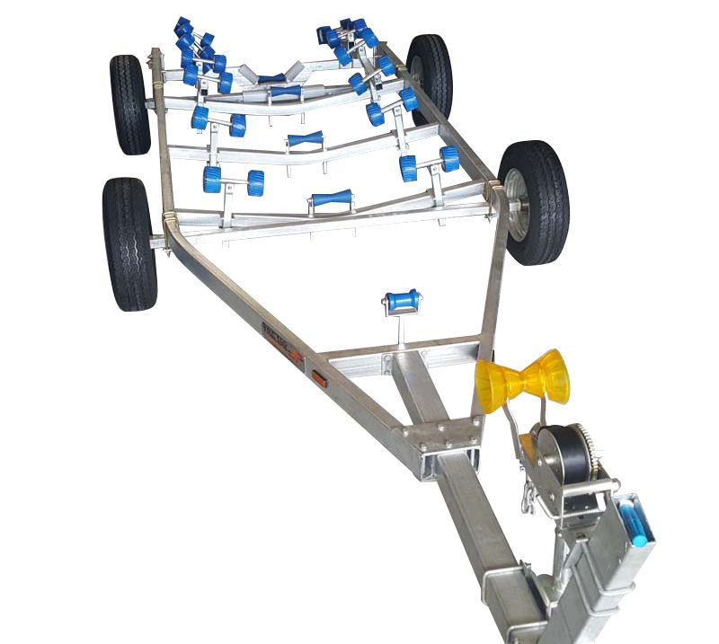Swiftco 6.0 Metre Ramp Dolly Trailer