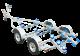 Swiftco 5 Metre Dual Axle Boat Trailer Wobble Rollers 0